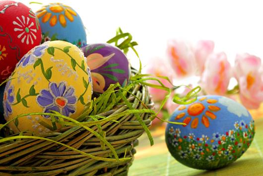 SMS poruke i čestitke za Uskrs - Hristos voskrese